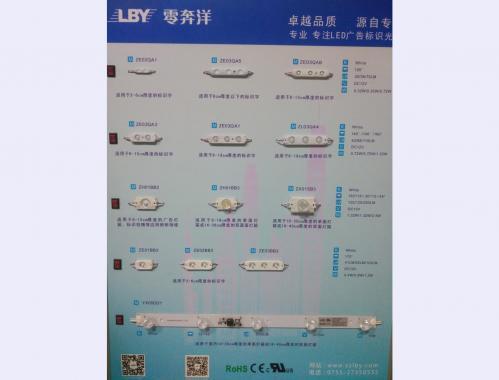 China LED modules