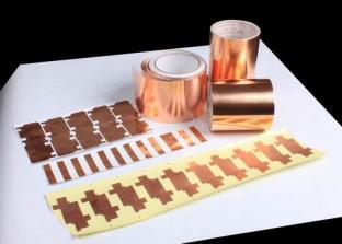 屏蔽导电铜箔胶带摸切
