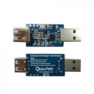 QC3.0/QC2.0快充测试板