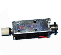 <b>芯片烧录机推式直动电磁铁</b>
