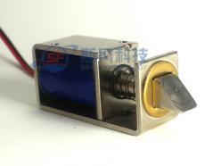 <b>SFO-0854L-01门锁类电磁铁</b>