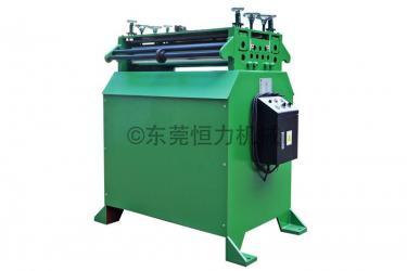 自动材料矫正机