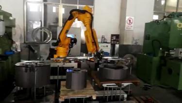 六关节机器人