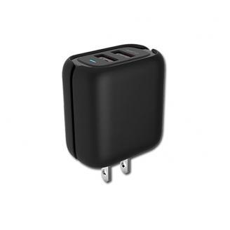 双USB 5V4.8A充电器