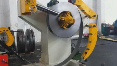 薄板三合一送料机400B配三次元机械手