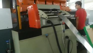 NC送料机+三次元机械手(2)