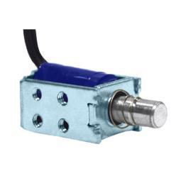 <b>SFO-0415L-01推拉式電磁鉄</b>