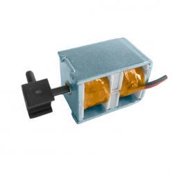 <b>SF0521N-01小型直流双稳态双保持式框架推拉电磁铁</b>