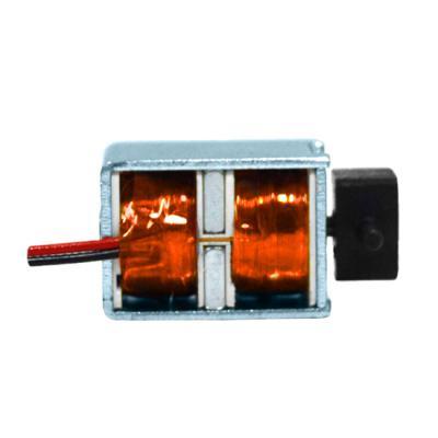 SF0521N-01小型直流双稳态双保持式框架推拉电磁铁
