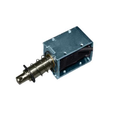 ATM机/储物柜锁拉式直动电磁铁