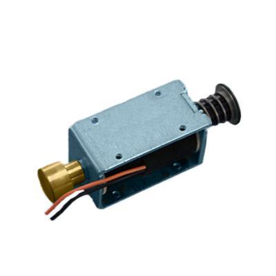 银行印章盒锁DC24V直流电磁铁