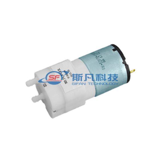SF3802PM微型雙頭直流泵