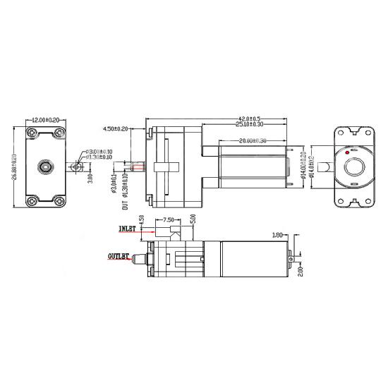 斯凡低噪音微型SC3402PM隔膜泵 工程圖紙.jpg