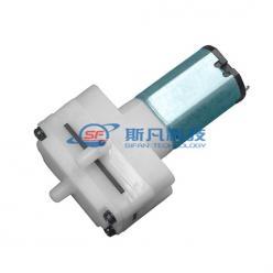 <b>SF3402PM單級低噪音微型隔膜泵</b>