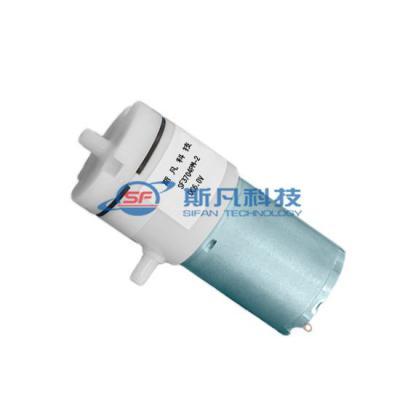 SF6001PM微型隔膜真空泵