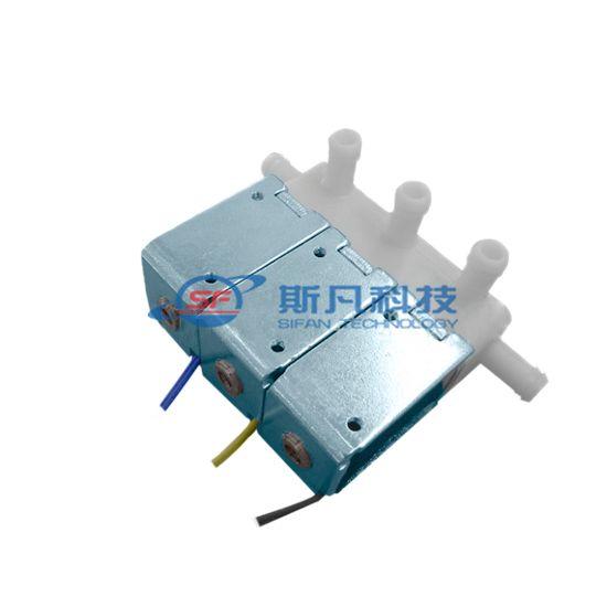 SF0837GH常閉型微型電磁閥