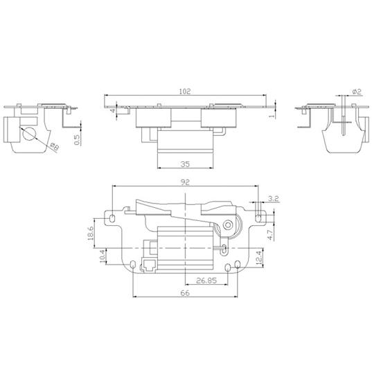 汽車大燈電磁閥 工程圖紙.jpg
