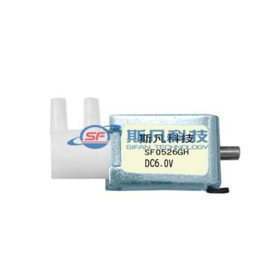 SF0526GH美容保健用品专用电磁阀