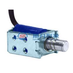 <b>SFO-0415L-01推拉式电磁鉄</b>