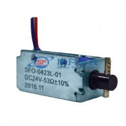 <b>SFO-0423L-01推拉式电磁鉄</b>