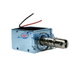 <b>SFO-1040L-01推拉式电磁鉄</b>
