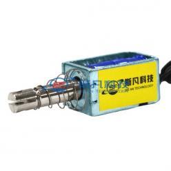 <b>SFO-0630L-01推拉式電磁鉄</b>