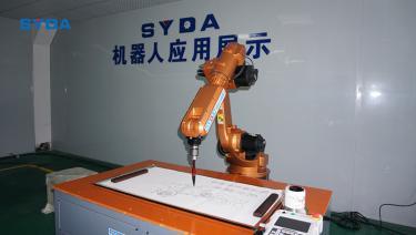 机器人应用展示