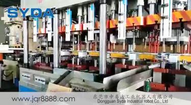 油压机自动化