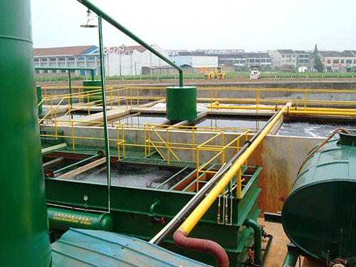 酸堿廢水處理工程