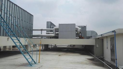 固定床RCO催化燃燒設備