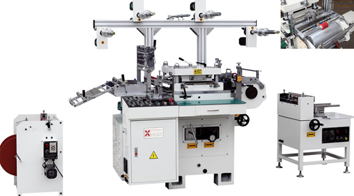 CNC multi-function hole single seat die cutting machine hd-220