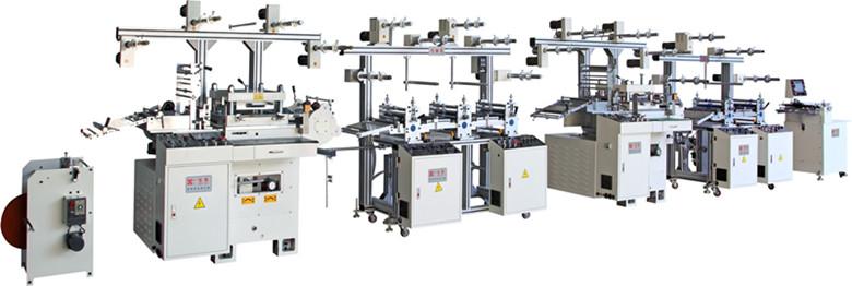 CNC high precision die-cutting machine hd-300