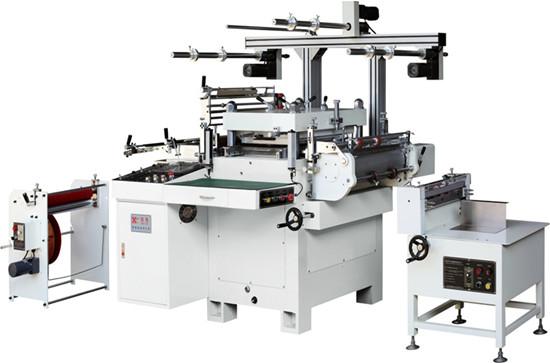CNC single seat die - cutting machine HA-350