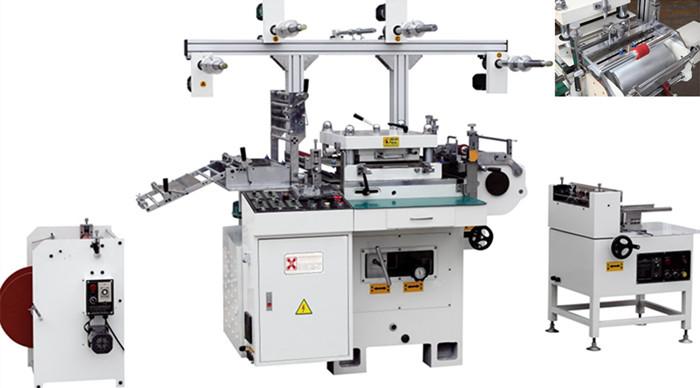 CNC multi-function hole single seat die cutting machine hd-300