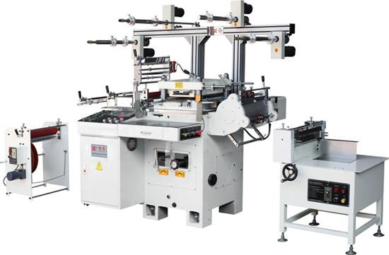 CNC multi - function two - seat die - cutting machine HB-220