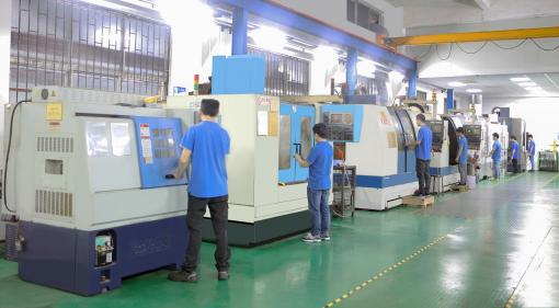 CNC精雕加工中心