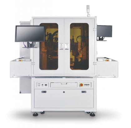 怎么样让保养自动贴辅料机的吸头从而提高精度?